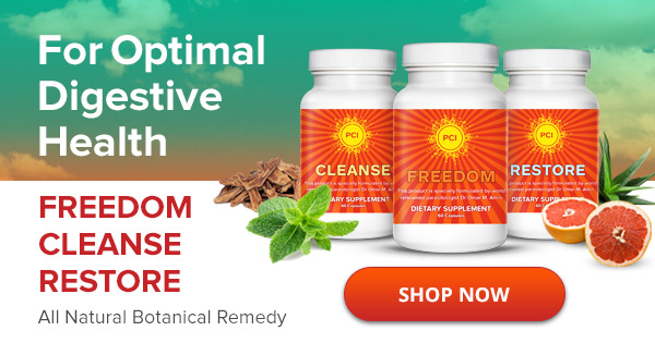 Freedom Cleanse Restore for Optimal Digestive Health